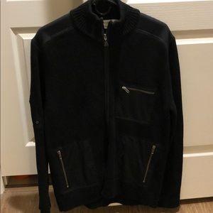 Black Knit jacket - Calvin Klein